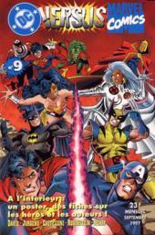 DC versus Marvel -9- DC vs Marvel 9