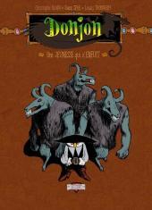 Donjon Potron-Minet --97- Une jeunesse qui s'enfuit