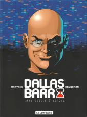 Dallas Barr -INT- Immortalité à vendre