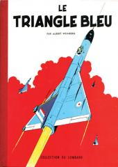 Dan Cooper (Les aventures de) -1- Le triangle bleu