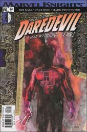 Daredevil (1998) -23- Playing to the camera part 4 : making offers