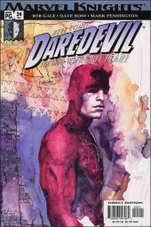 Daredevil (1998) -24- Playing to the camera part 5 : ruminations over manhattan