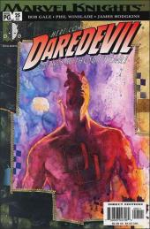 Daredevil (1998) -25- Playing to the camera part 6 : who is the masked man