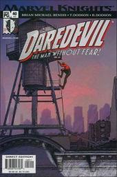 Daredevil (1998) -40- Trial of the century part 3