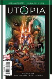 Dark Avengers/Uncanny X-Men: Utopia (2009) - Utopia, part 1
