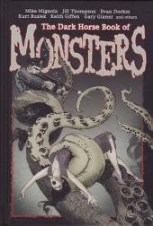 Dark Horse Book of... (The) - The Dark Horse Book of Monsters