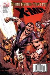 Dark Reign: The List -INT- X-men
