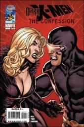 Dark X-Men: Confession (2009) -INT- The confession
