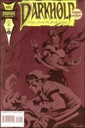 Darkhold, pages from the Book of Sins -15- Siege of darkness part 4 : requiem