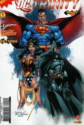 DC Trinity -1- La vérité, la justice et le rêve américain...