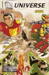 DC Universe -17- Un monde sans la Ligue de Justice