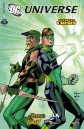 DC Universe -21- Amour et guerre