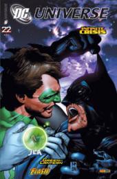 DC Universe -22- La guerre des lascars