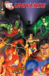 DC Universe -26- Recherche hal jordan