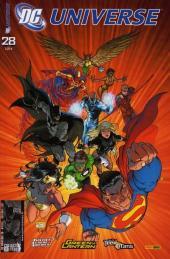 DC Universe -28- Le retour de red tornado