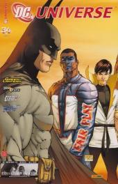 DC Universe -34- La saga de l'éclair (1)