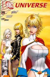 DC Universe -36- La saga de l'éclair (3)
