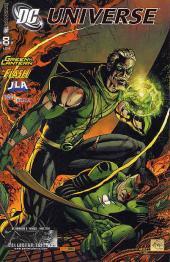 DC Universe -8- A force de volonté
