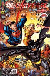 DC Universe (Hors série) -12- Titans de demain... aujourd'hui !