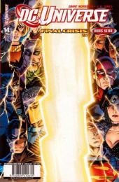 DC Universe (Hors série) -14- Final crisis (2/5)