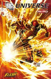DC Universe (Hors série) -6- Flash : la foudre, mon héritage