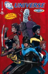 DC Universe (Hors série) -5- Une cause juste