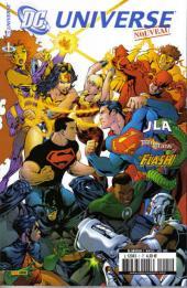 DC Universe -1- L'île des puissants