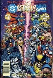 DC Versus Marvel/Marvel Versus DC (1996) -1- Round one