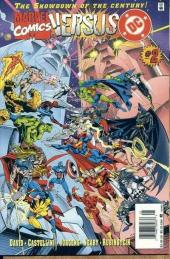 DC Versus Marvel/Marvel Versus DC (1996) -2- Round two