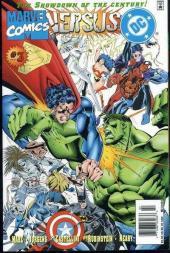 DC Versus Marvel/Marvel Versus DC (1996) -3- Round three