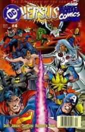 DC Versus Marvel/Marvel Versus DC (1996) -4- Round four