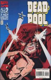 Deadpool (1994) -2- Luck of the irish