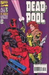 Deadpool (1994) -3- Sand-wich