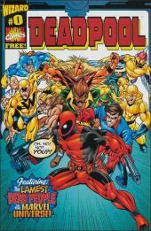 Deadpool (1997) -0- You only die twice