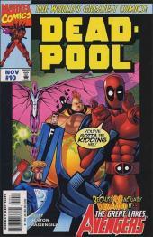 Deadpool (1997) -10- Road-trip roulette