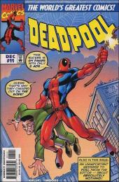 Deadpool (1997) -11- With great power comes great coincidence