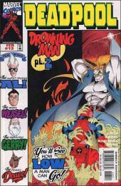 Deadpool (1997) -13- The Drowning Man part 2 or I Left my Life in San Francisco