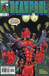 Deadpool (1997) -15- New year's evolutions or how to get ahead in business without really trying