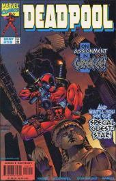 Deadpool (1997) -16- Win, lose, or draw blood
