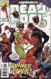 Deadpool (1997) -20- Justice, order & luck or skinless droller's day off