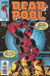 Deadpool (1997) -26- Mouthful of malice, head full of cheese