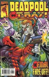 Deadpool (1997) -33- The end of the end or happy entrails to you