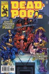 Deadpool (1997) -39- Johnny handsome scene two