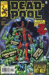 Deadpool (1997) -41- Frag! or Why Lucas Won't Release SW on DVD is Beyond Us