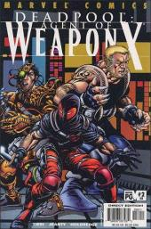 Deadpool (1997) -58- Agent of Weapon X part 2: Makeover