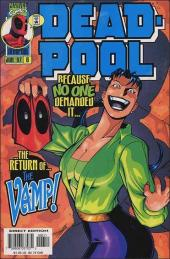 Deadpool (1997) -6- Man, check out the head on that chick !