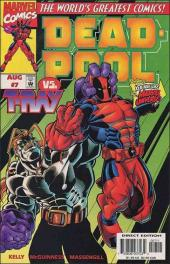 Deadpool (1997) -7- Typhoid...it ain't just fer cattle anymore or head trips
