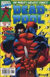 Deadpool (1997) -8- We don't need another hero