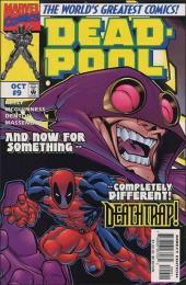 Deadpool (1997) -9- Shhhhhh or heroes reburned