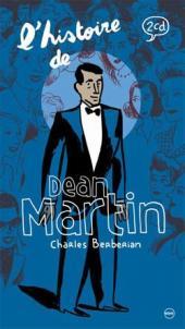 BD Voices -6- L'histoire de Dean Martin